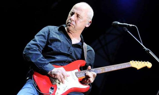 Happy birthday to Mark Knopfler! The Dire Straits\ frontman turns 68 today.