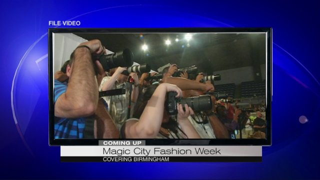 Magic City Fashion Week starts model search this weekend