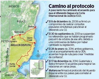Presidente de Guatemala pide apoyo en consulta popular sobre Belice - Diario Co Latino