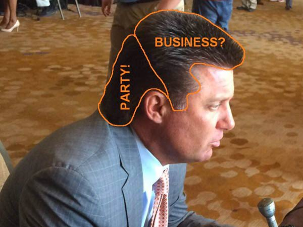 Happy birthday to Mike Gundy, a man who is 50.