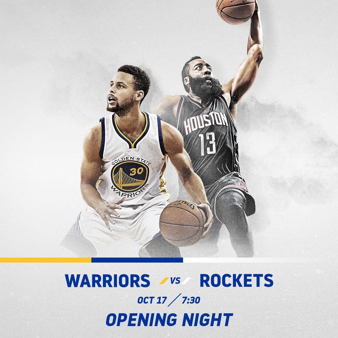 Opening the 2017-18 season on #WarriorsGround ���� https://t.co/BsDjIjFbsv