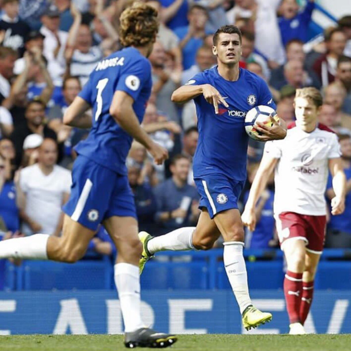 The match didn't go as we expected, but this is just the beginning! �������� #goChelsea https://t.co/chVsN1x4UN