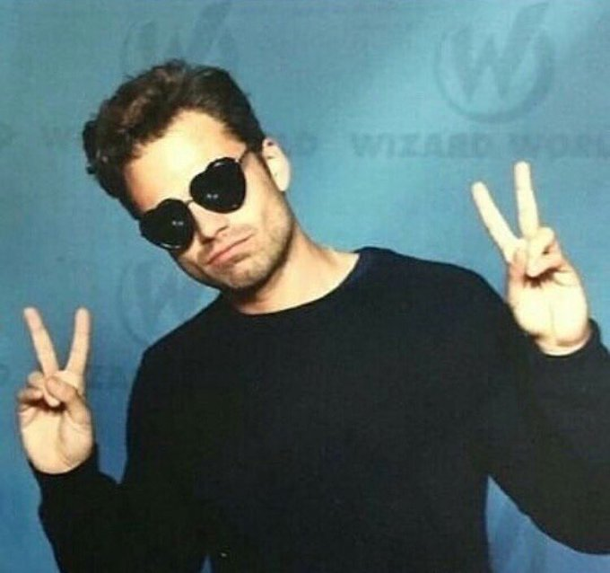 Its 12:26 am of August 13 in here so happy birthday sebastian stan!!!