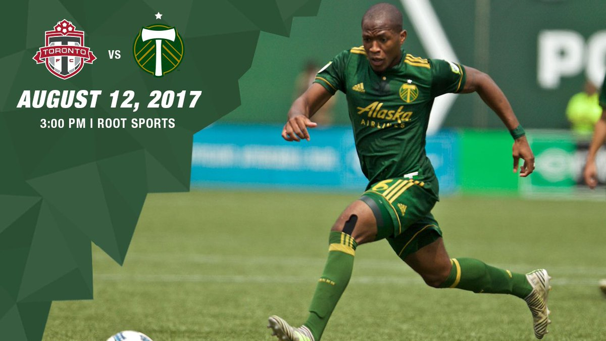Timbers and Toronto underway at BMO Field. Watch on @ROOTSPORTS_NW!  MATCHCENTER: https://t.co/lYKohtGAXK #RCTID https://t.co/RxV1ZoSysP