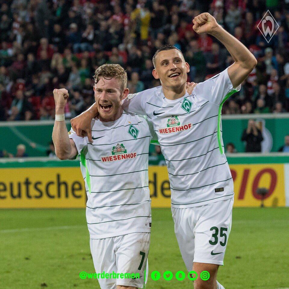 RT @werderbremen: 2. Runde! #GuteNacht #Werder #fwksvw https://t.co/tX72srVxTw