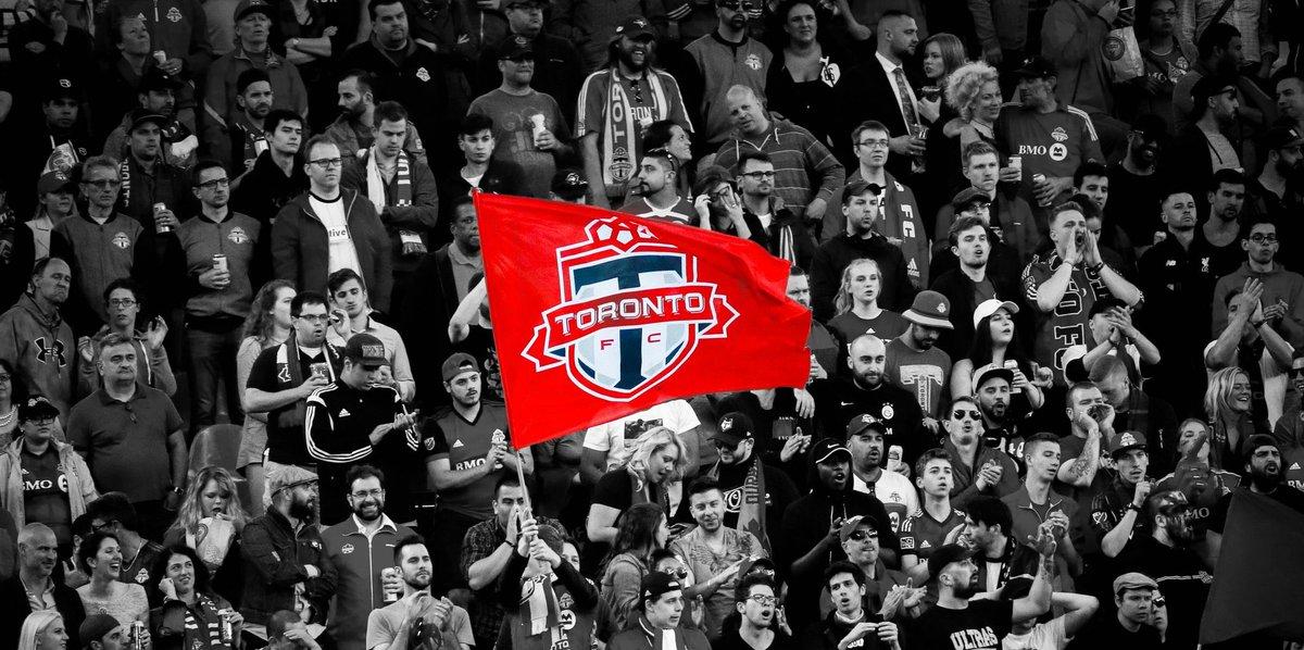 Lekker potje: Toronto FC v Portland Timbers! #TORvPOR #MLS #TFCLive https://t.co/u2jForJ8st