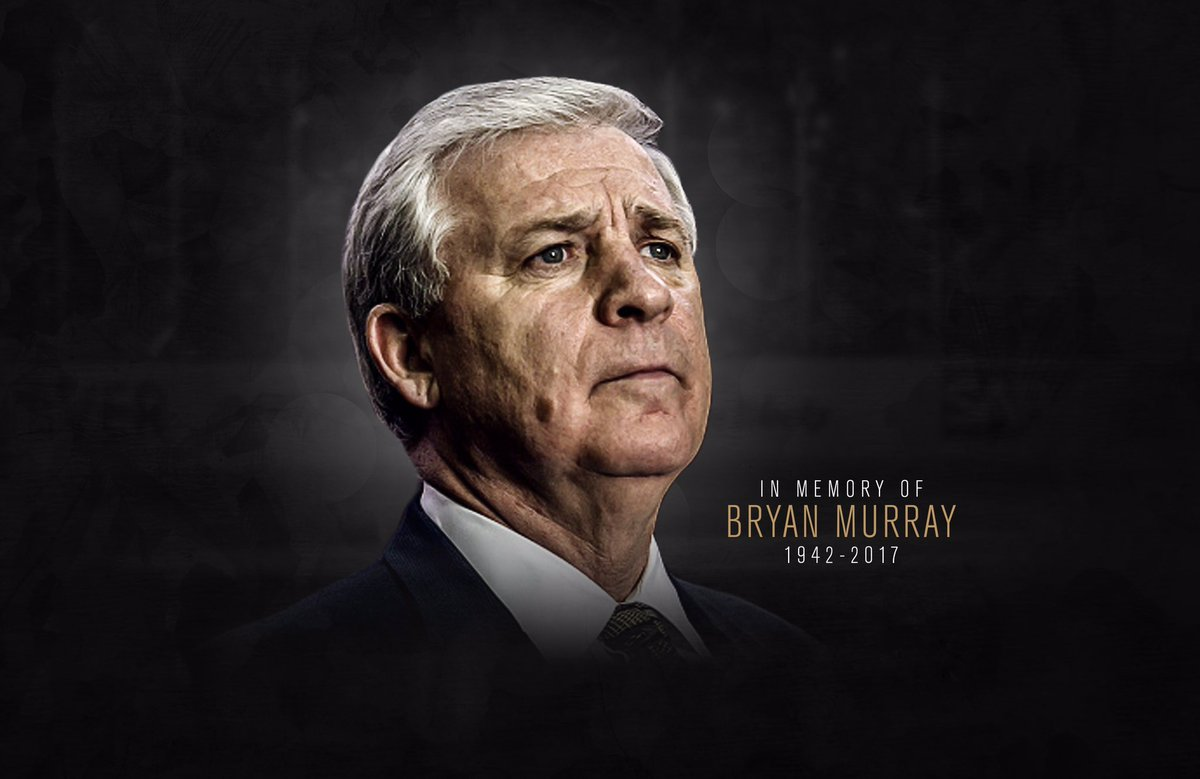 The Anaheim Ducks family mourns the passing of Bryan Murray