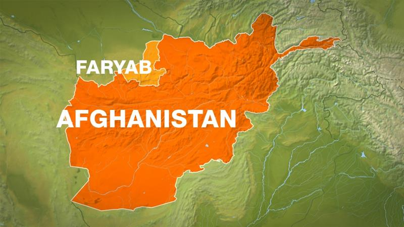 At least 13 killed in mortar attack in Afghanistan's Faryab