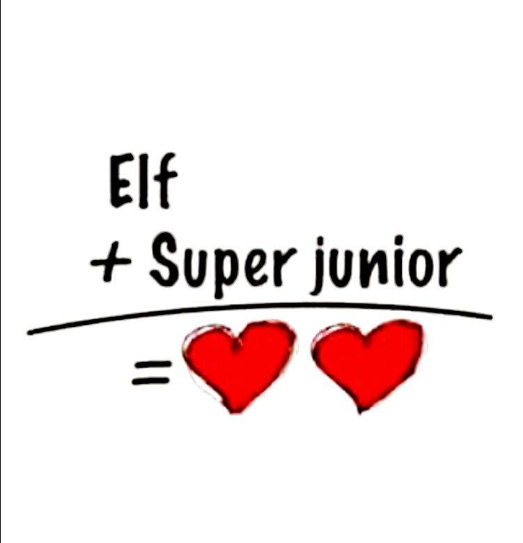 #ELF + #Superjunior = ❤️�� https://t.co/UjT5EeHvoK
