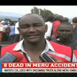 8 dead in Meru accident