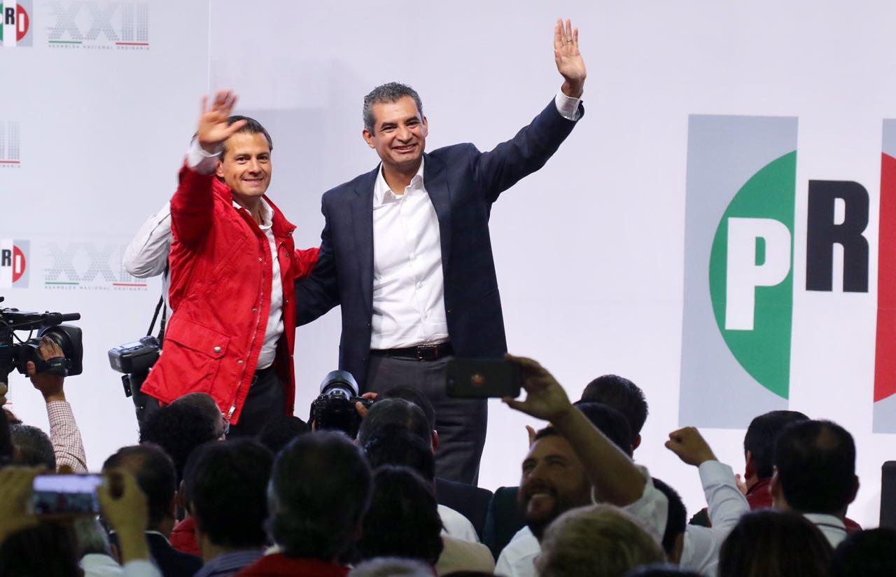 El @PRI_Nacional está decidido a ser el protagonista de la transformación de #México en el siglo XXI. #TuVozPRImero https://t.co/vW1bquHP8z