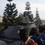 Budalang'i residents celebrate after Uhuru declared winner