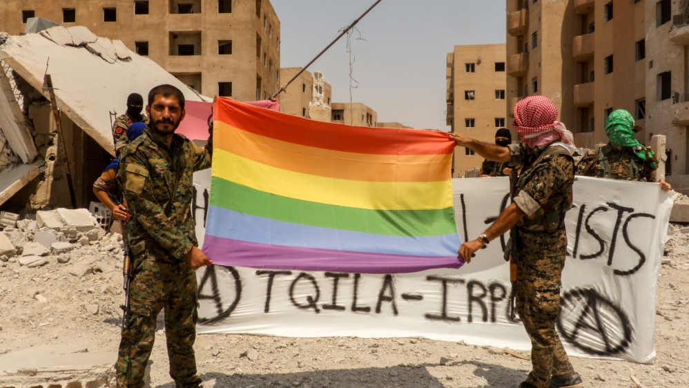 Opinion: Decolonising Syria's so-called 'queer liberation'