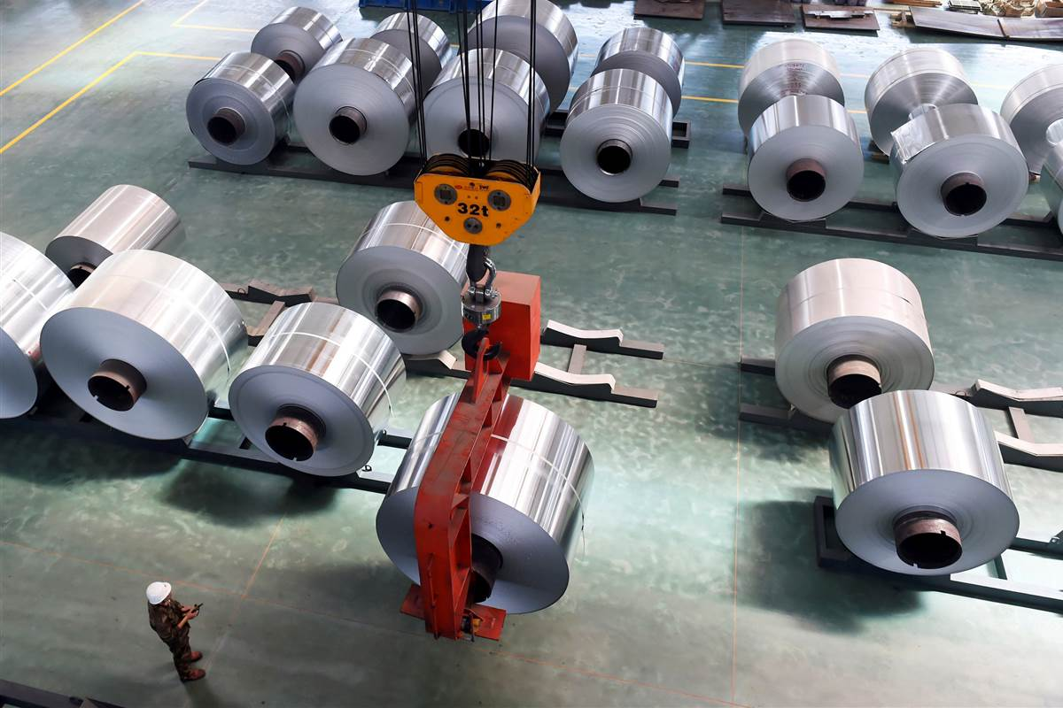 and China Trade Spat Roils Foil Imports