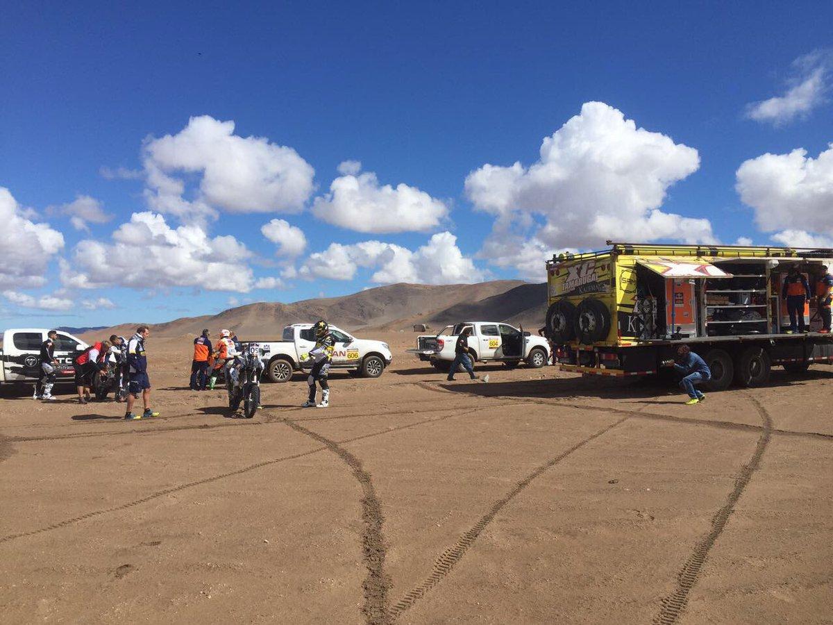 RT @SoleMiranda: @quintanilla102 mucho éxito en Atacama campeón, @NissanCL siempre apoyándote 💪🏻🎉😃 https://t.co/2zQvpDY66M