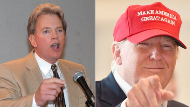 Ex-KKK leader David Duke: White nationalist rally is about fulfilling Trump's promises https://t.co/bfIR5Xppsu https://t.co/2nLfi9zEte