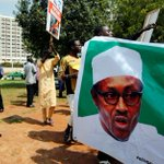 "Nigeria's Buhari ""feels ready to go home"", awaiting doctor's OK"