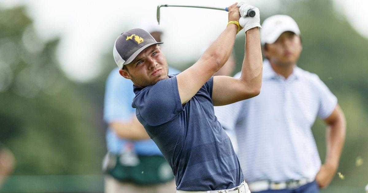 U.S. Amateur: 2016 run shaped U-M golfer Nick Carlson's perspective