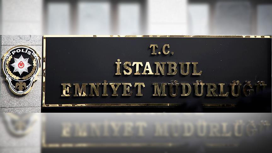 İstanbul Emniyetinde