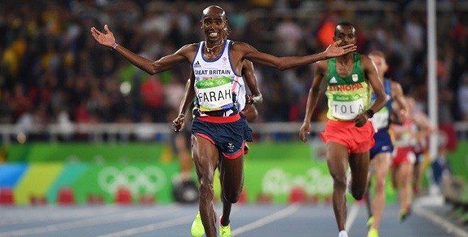 Ethiopia's Muktar Edris beats Mo Farah