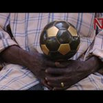Kasigwa only surviving bare-footed team player