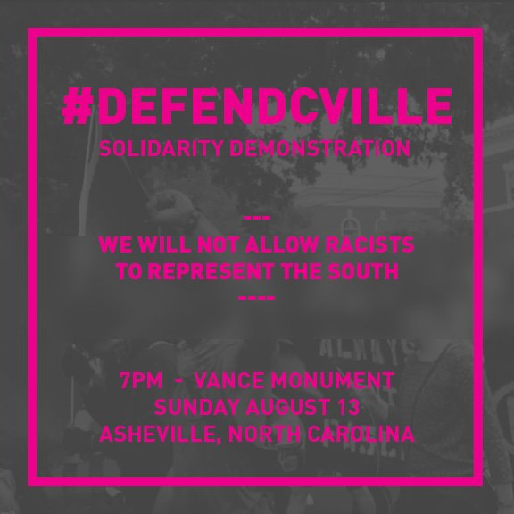 #DefendCville