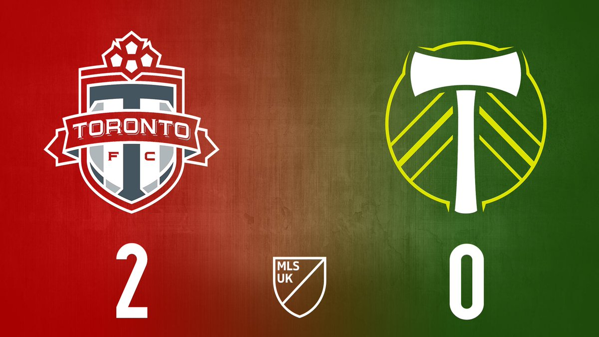 GOAL! Game over in Canada?! Vazquez finds space in the box and doubles @torontofc's lead! 2-0. #TORvPOR https://t.co/MxCnRkXuPq