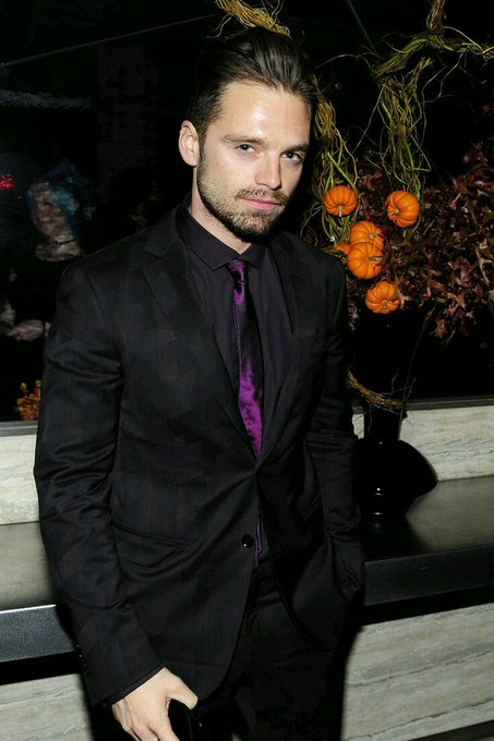 Happy BIrthday Sebastian Stan, your eyes say more than a thousand words ever could