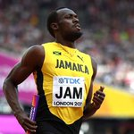 Usain Bolt anchors Jamaica into finals