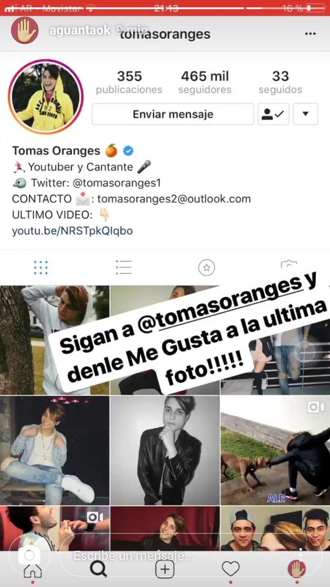 Cuando @tomasoranges1 le paga a @aguantaoficial para la publicidad JAJANAN #ElTTSeQuedóPerreandoVIGNA https://t.co/Odhyz2AOM6