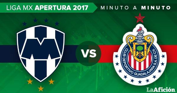 64' ¡Penal para Monterrey!  @Rayados 2-1 @Chivas   ��#ENVIVO  https://t.co/DK8FCxe2ca https://t.co/N87dbwjWbA