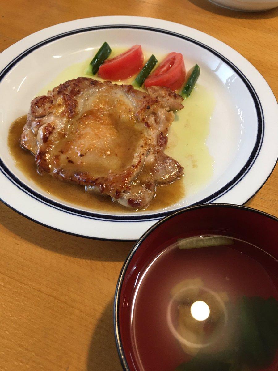 鳴子温泉にある銀の匙のチキンソティー!チキンが柔らかくてソースも美味しい♪