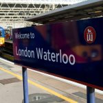 How long will the Waterloo Station upgrade works take, which South West Trains services are cancelled and what are the latest travel updates?