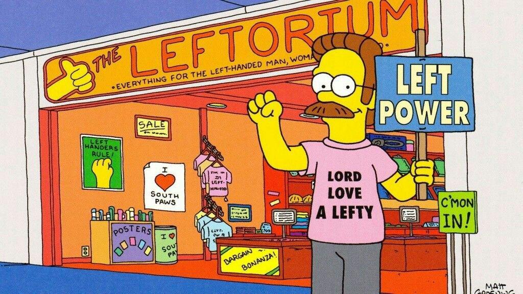 #LeftHandersDay