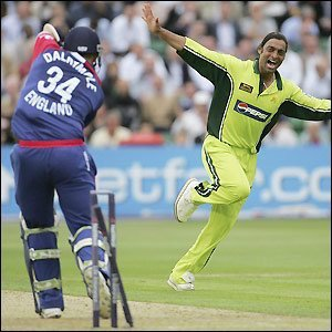 Happy Birthday to one of the fastest bowler in the history of cricket Shoaib Akhtar.