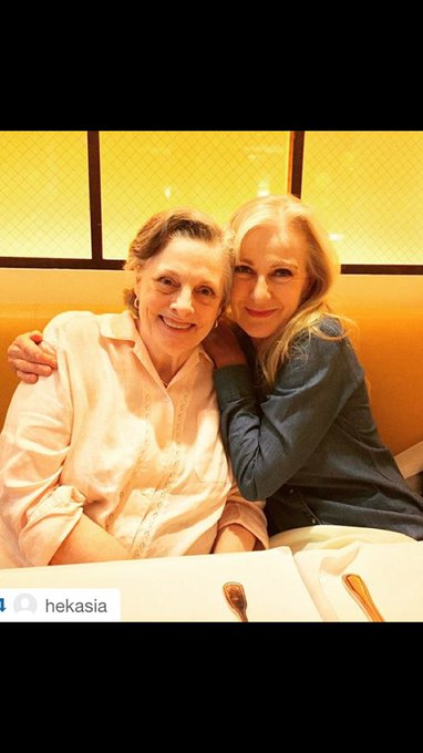 Happy birthday to my darling friend and wonderful actress the great Dana Ivey :) Love you !