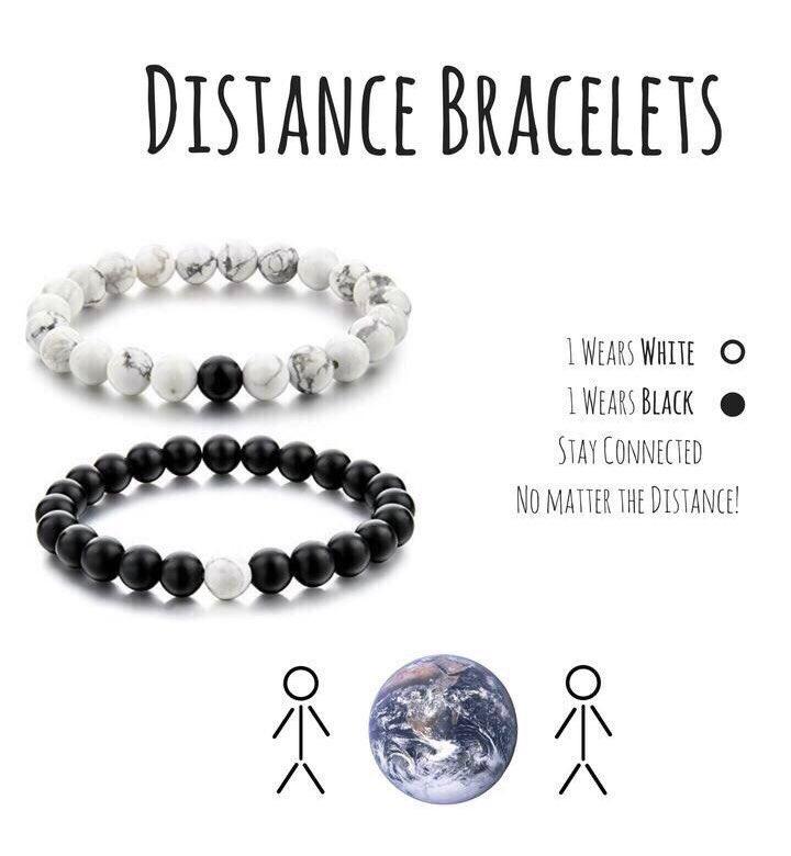 If someone got me Distance Bracelets I would never take it off ⚪️⚫️����  *Drops Hint https://t.co/umKAdwWYVt https://t.co/cQcXTvNlj4