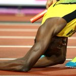 Usain Bolt 'kept apologising to us' after world relay final injury, says Jamaican teammate