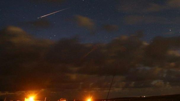 Massive Perseid meteor shower thrills stargazers