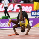 Usain Bolt injures leg in final race of career