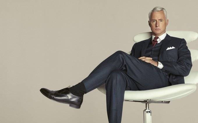 Happy birthday to a wonderful actor of the stage and screen, four-time Emmy nominee John Slattery!