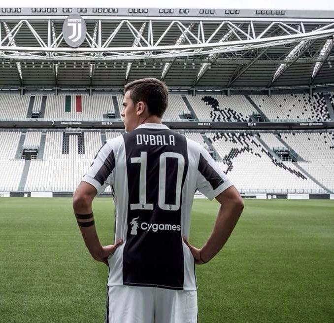 #JuventusLazio