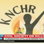 19 organisations appaled by ongoing police brutality