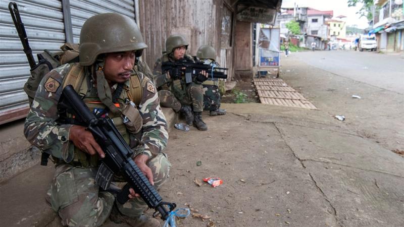 Philippine military kills Abu Sayyaf commander