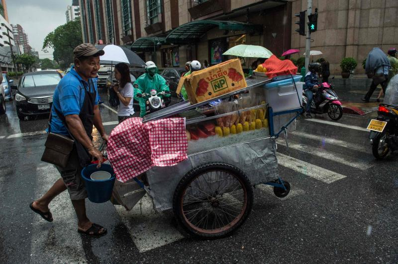 Heavy rain predicted in Thailand for next five days