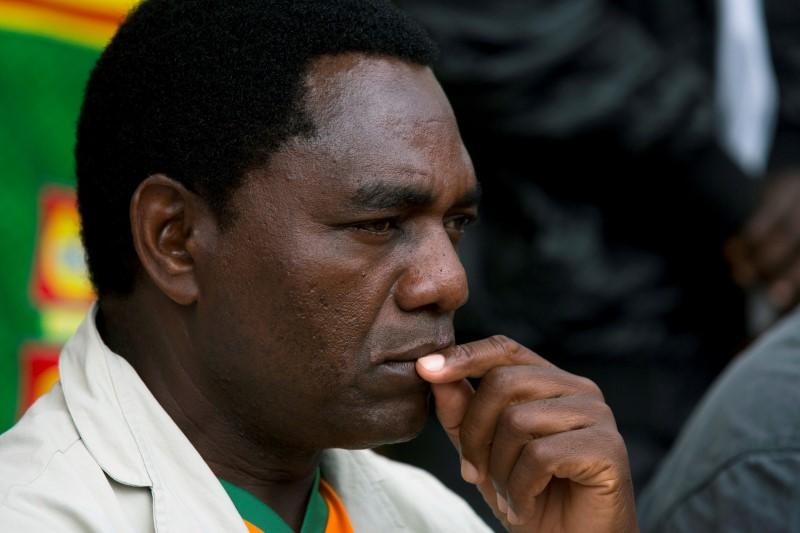 Exclusive: Zambia to drop treason charges against opposition leader - sources https://t.co/METNheojnH https://t.co/xZaQG1yCwn