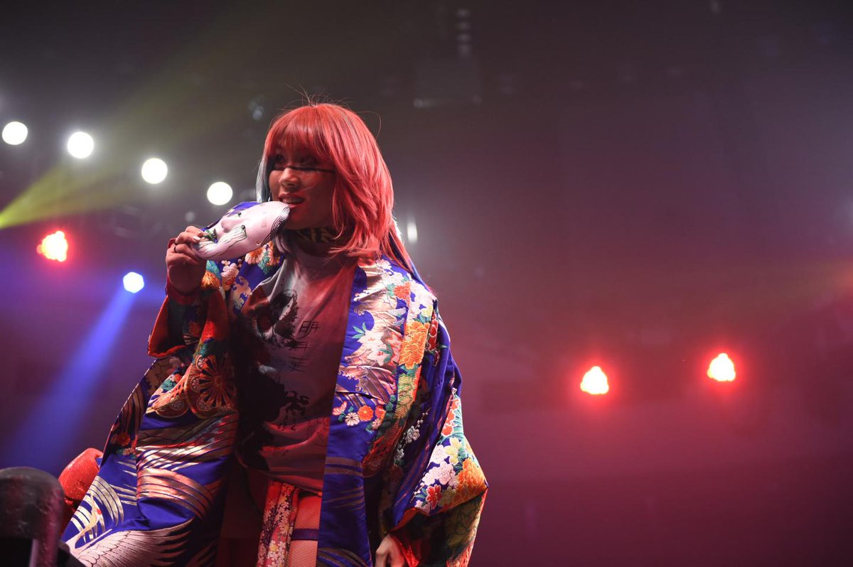 Meet Asuka, the undefeated WWE wrestler body-slamming patriarchy and making history