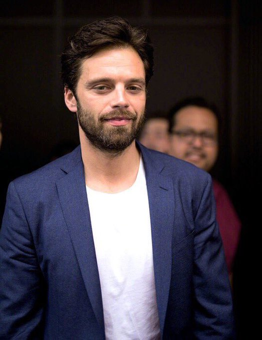Happy birthday to Sebastian Stan, an amazing person