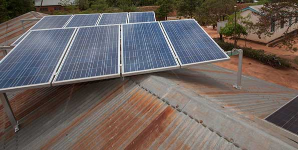CROSS ROADS : Is solar power Tanzania's new gold?