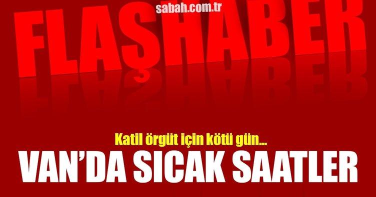 Van'da PKK